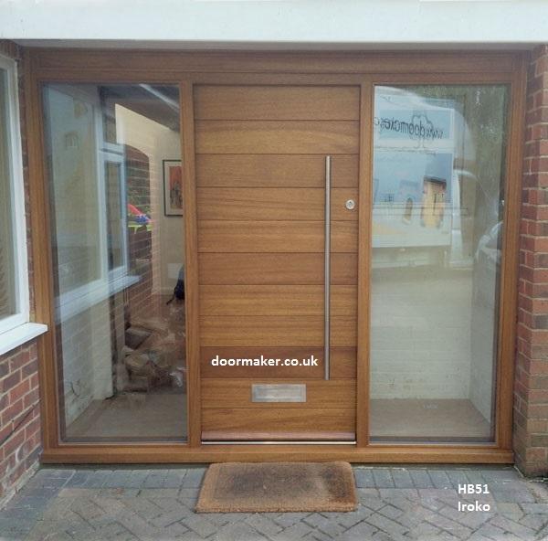 Iroko Doors - Bespoke Doors and Windows