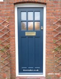 1930s-front-door