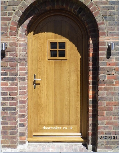 Arched Door Arc Fl01 Bespoke Doors And Windows