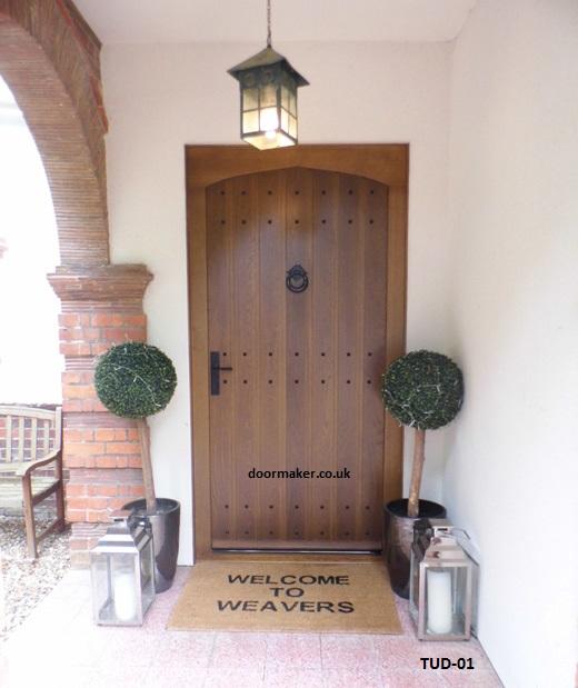 tudor-oak-door-main & Tudor Arch Door TUD-01 - Bespoke Doors and Windows Pezcame.Com