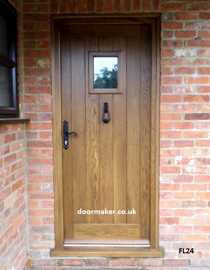 cottage door oak
