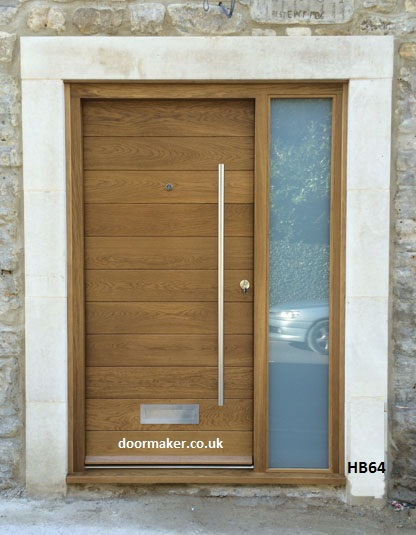 contemporaryoakdoorandsidelight-hb64